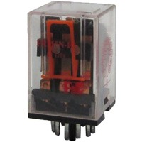 General Purpose Power Relays with Easy mounting and wiring, Wide variety and Simple operation