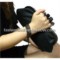 the New Wave of Brand Chain Retro Package Korean Skull Clutch Evening Bags Handbags
