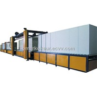 STYROPOR CONTINUOUS SHEET CUTTING MACHINE