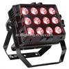 12*5in1 15W RGBWA led wall washer light, led outdoor wash light, led stage washer light