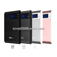 12000mAh Ultra thin Dual port Portable Universal Power Bank for Tablet PC and Smartphones
