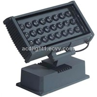 led stage wall wahser, 18*1/3w RGB  waterproof full color led wall washer light