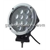 2013 New!! 60w High Power Cree LED Work Driving Lights for Offroad,Jeep and Vehicle