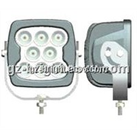 2013 New !! 10-30V 80W 7200LM LED Work Light