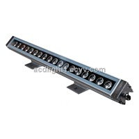 36*1w waterproof  full color led wall washer light / led outdoor wall washer