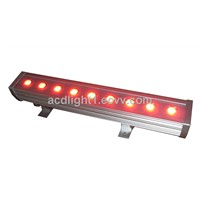 led stage bar light, 9* 3in1 RGB full color led outdoor wall washer light
