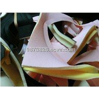 Bra pu foam scrap with low cost