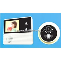 Digital Door Viewer(GW 601B-2BH)/Door Video/Door Peephole/Door Camera/Cat's Eyes