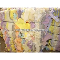 High density Pu foam scrap for mattress material