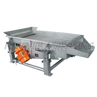 Linear Vibratory Screen for Powder Rough Handling