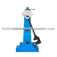 Manual Pendulum Charpy Impact Testing Machine/astm impact test/notch impact tester