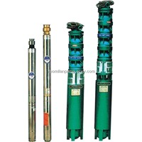 QJ submersible deep well pump