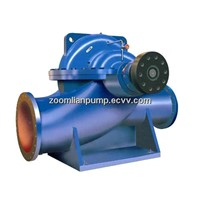 SAP split case centrifugal pump
