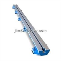T slotted slots slot Floor Clamping Rails  Rail