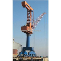 The Best harbour crane In The World