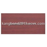 The stone and wood painted coating panel