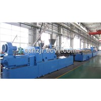 WPC door sheet  extrusion line