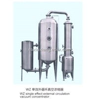 WZ Series Of Single Purpose External Cycling Vacuum Concentrator