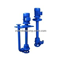 YW non-clogging submerged pump
