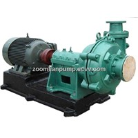 ZJ slurry pump for mining