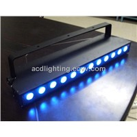 12*10W 4IN1 RGBW/A Battery Powered & Wireless DMX LED Light, Wireless DMX LED Wall Washer