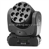 12*10w LED Beam Moving Head Light, LED Moving Head Washer, LED Stage Light