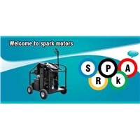 15HP-Gasoline-hot water pressure washer