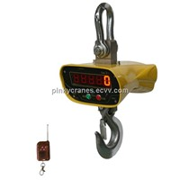 1t 2t 3t digital hanging crane scale