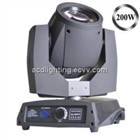 200W Sharpy Beam Moving Head Light / stage Moving Head Spot, Strobe Moving Head Light