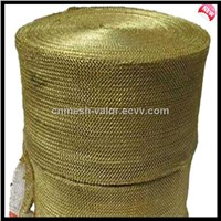 2013 The Hot Sale Copper Gas Liquid Filter,Knitted Wire Mesh For Sale