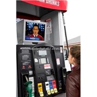 21.5inch IP65 High Brightness double screen gas pump lcd display(LM22-DSA)