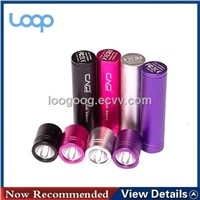 2200mah Lipstick Power Bank/Portable Power Bank