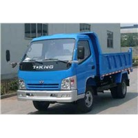 2t  load diesel truck light dump truck