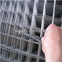 2x2 galvanized welded wire mesh panels (Anping factory)