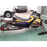 300CC SNOWMOBILE ,TWIN CYLINDER ,WATERCOOLED ENGINE,DOUBLE CYLINDER ,TWO CYLINDER ENGINE