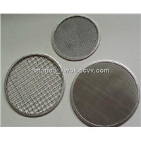 316 stainless steel wire mesh filter factory