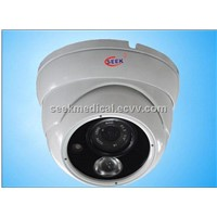 3MP full HD dome IP camera