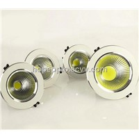 3W 5W COB LED Ceiling recessed Lights for warm white,cool white,white