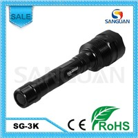 3 Led Lamps High Lumen Flashlight