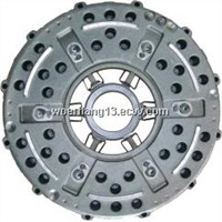 420 lower lid clutch cover with DEUTZ engine