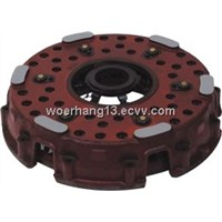 420 spiral clutch cover assembly