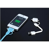 4 in 1 USB date and charge cables