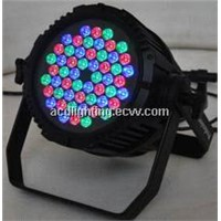 54*3w High Power LED Par Light, LED Outdoor Par Can Light, LED Stage Par Light