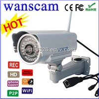 720P IP Camera,Waterproof HD 720P IP Camera