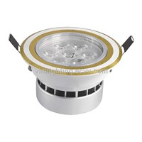 7W LED Ceiling Light & LED Downlight & LED Spotlight 7*1W