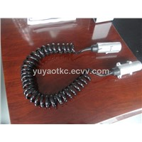 7 pins electrical cable