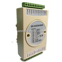8 Channel 4-20mA to RS485 Output Modbus Data Acquisition Modules