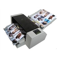 A3 Size Automatic Business Card Cutting Machine