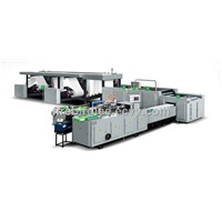 A4 Copy Paper Slitting, Sheeting & Ream Wrapping Machine