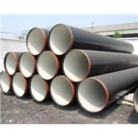 ASTM A106 black steel seamless pipes